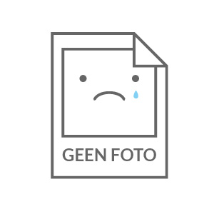 SET DE 2 TABLES BASSES PATTY NATUREL/VERRE